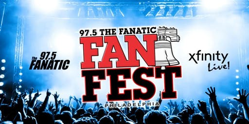 97.5 THE FANATIC FAN FEST 2019