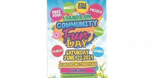 Hands on Chiropractic & Wellness Community Fun Day