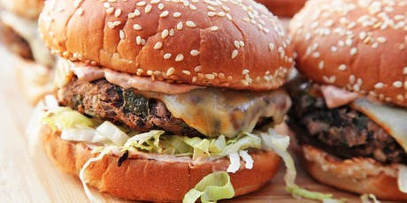 Culinary Arts: Vegan Burgers tickets