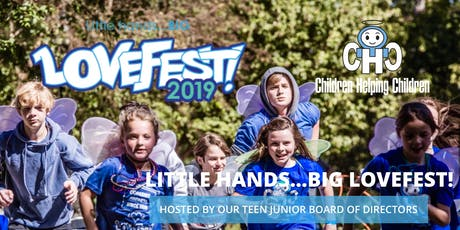 Little Hands ... Big LOVEFEST! tickets