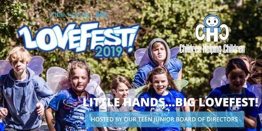 Little Hands ... Big LOVEFEST!
