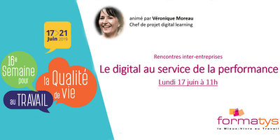 Le digital au service de la performance