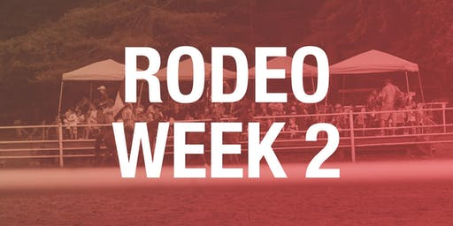 Rodeo Box Seats - Week 2 2019