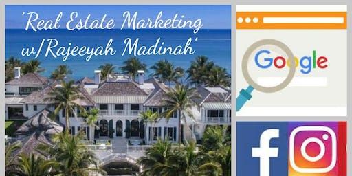 Real Estate Marketing with Rajeeyah Madinah