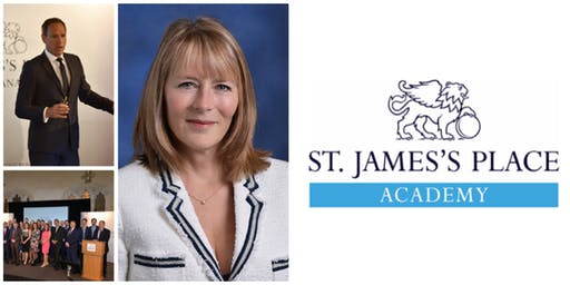 Symposium 1 'The St. James's Place Academy: Helping Successful People To Change Career'
