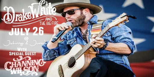 Drake White & The Big Fire LIVE at Johnny & June's
