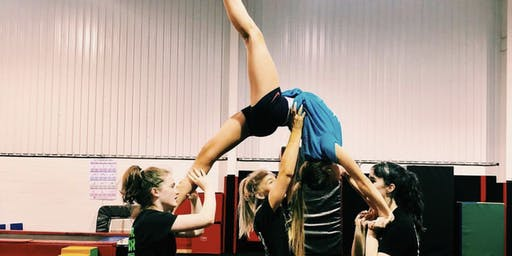 Stunt L2 + Workshop - Thursday 22nd August. 1:30-3:00
