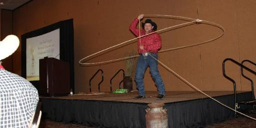 Oklahoma Kid - Trick Roping