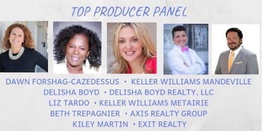 WCR Luncheon: 6/21 Top Producer Panel Luncheon