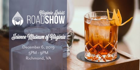 Virginia Craft Spirits Roadshow: Richmond (Science Museum of Virginia) tickets