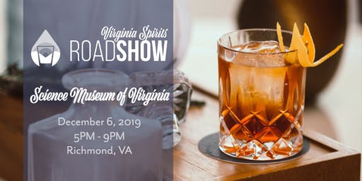 Virginia Craft Spirits Roadshow: Richmond (Science Museum of Virginia)