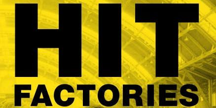 HIT FACTORIES - BOOK LAUNCH