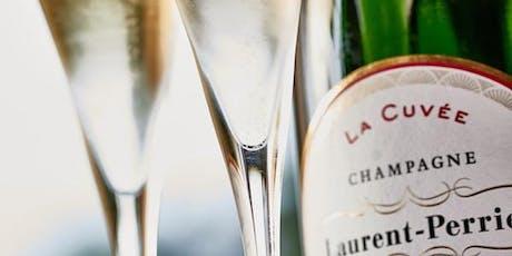 Wine Dinner - Laurent Perrier tickets