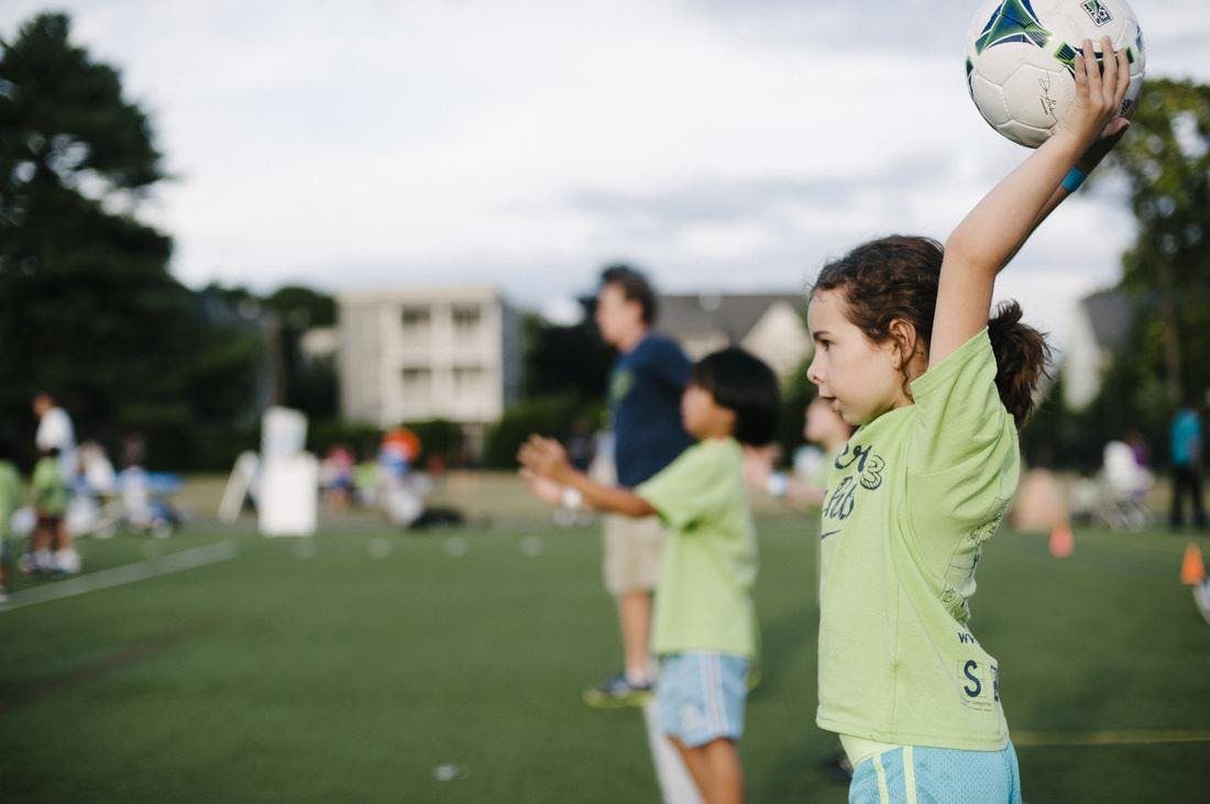 Mission Hill FREE Soccer Camp