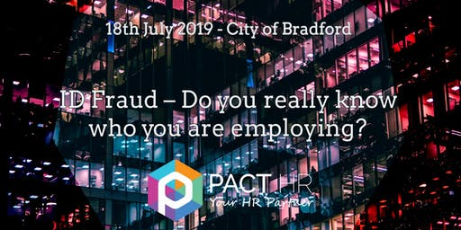 ID Fraud – Do you really know who you are employing?