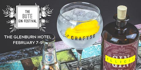 The Bute Gin Festival tickets