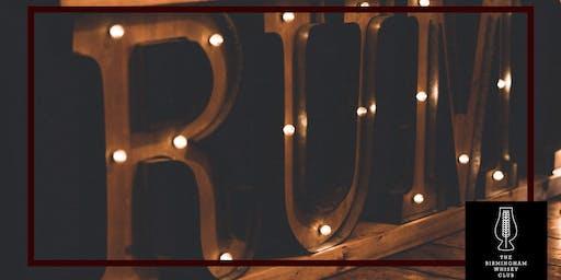 Rum Tasting Event :: International Rum Day