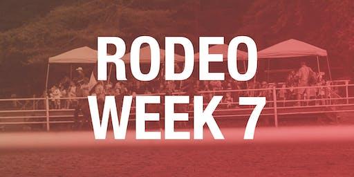 Rodeo Box Seats - Week 7 2019