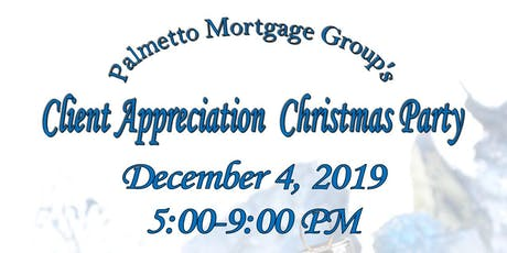 Annual Client Appreciation Christmas Party tickets