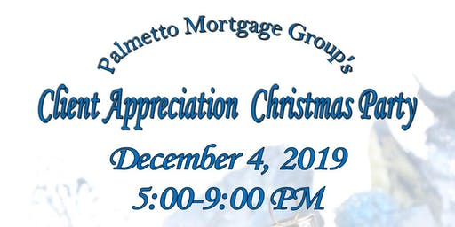 Annual Client Appreciation Christmas Party