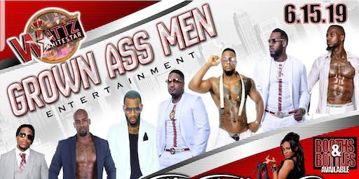 Grown Azz Men Entertainment Presents....The Father's Day Showdown