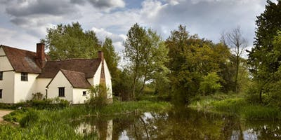 Flatford Ramble - Constable's Footsteps (17 August)