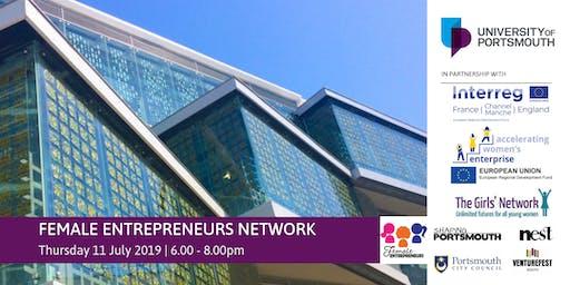 Female Entrepreneurs Network July 2019