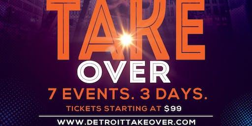 Detroit Takeover 2019