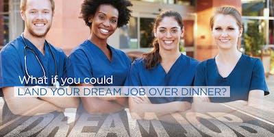 Nurse Recruitment: An Evening at Harp & Clover