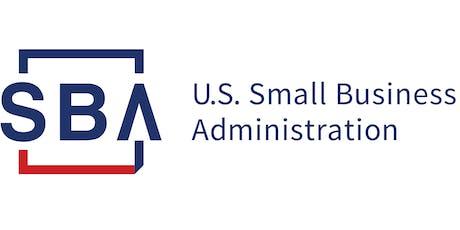 SBA & USDA Lending Forum tickets