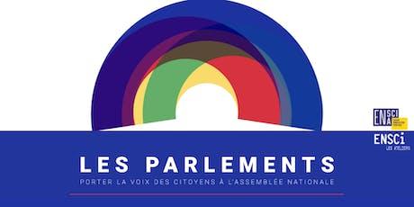 Les Parlements : atelier expérimental sur l'économie circulaire billets
