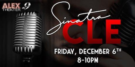 Sinatra CLE  tickets