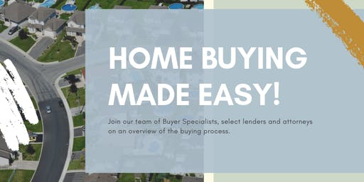 Home Buying Made Easy!