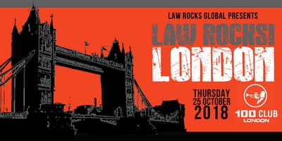 Law Rocks! London - October 2019