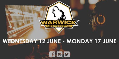 Warwick Esports Festival tickets