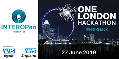 INTEROPen presents: One London Hackathon