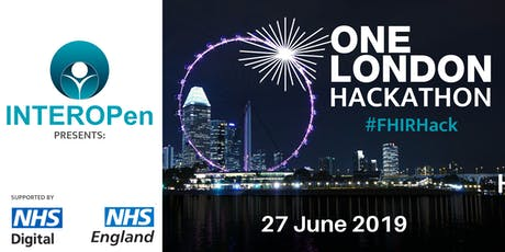 INTEROPen presents: One London Hackathon tickets