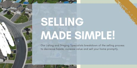 Selling Made Simple! tickets