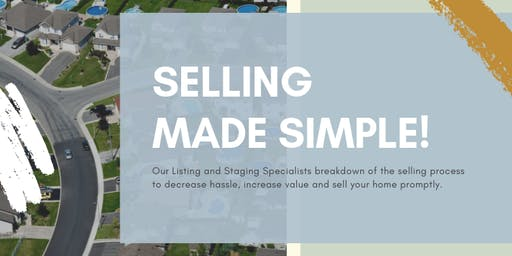 Selling Made Simple!