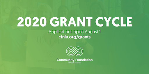 2020 Grant Application Training
