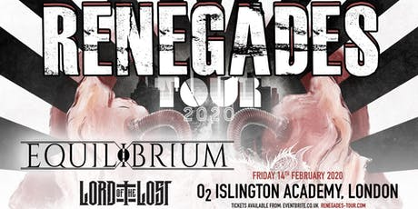 EQUILIBRIUM (O2 ISLINGTON ACADEMY, LONDON) tickets