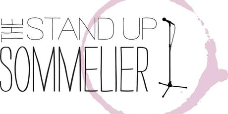 The Stand Up Sommelier  tickets