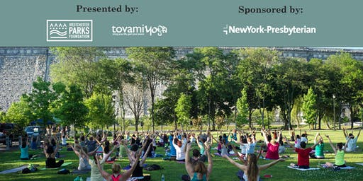 4th Annual Sunset Yoga at the Park: Kensico Dam 6/26/2019