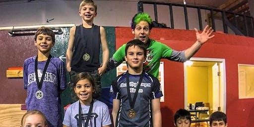 National Ninja Rec League NNL Competition   Washington Twp   June 29th 2019