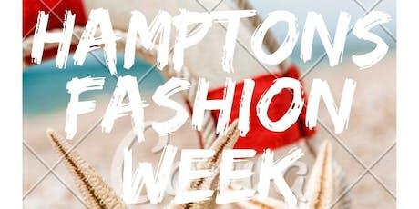 Hampton Fashion Week tickets