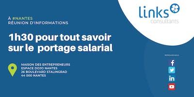1h30 pour tout savoir sur le portage salarial #Nantes | Links Consultants