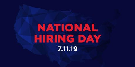 National Hiring Day @ TitleMax Alexandria VA 4 tickets