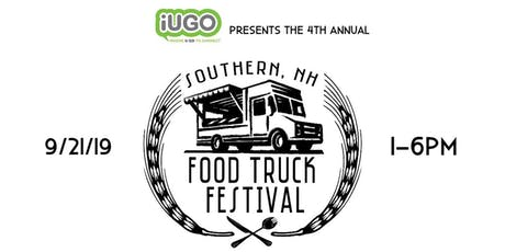 4th Annual Southern NH Food Truck Festival tickets