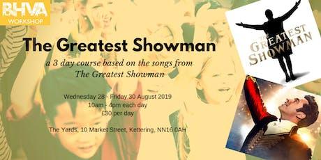 The Greatest Showman Workshop tickets