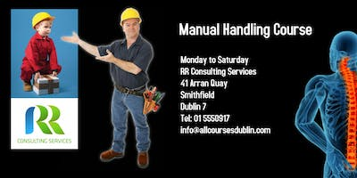 Manual Handling Course Dublin Saturday